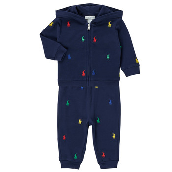 Clothing Boy Sets & Outfits Polo Ralph Lauren SOLIDAD Marine