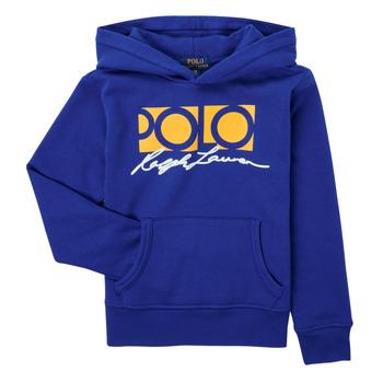 Clothing Boy Sweaters Polo Ralph Lauren SILENA Marine