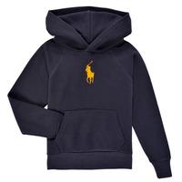 Clothing Boy Sweaters Polo Ralph Lauren YLLAN Marine