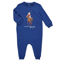 Clothing Boy Jumpsuits / Dungarees Polo Ralph Lauren KATRINA Marine