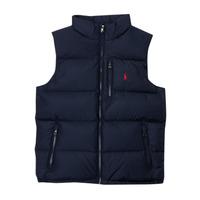 Clothing Boy Duffel coats Polo Ralph Lauren SOLEDDA Marine