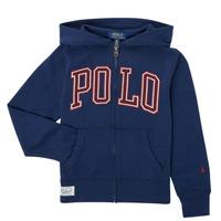 Clothing Boy Sweaters Polo Ralph Lauren FERINA Marine