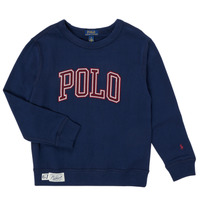 Clothing Boy Sweaters Polo Ralph Lauren KAMILLAR Marine
