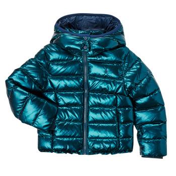 Clothing Girl Duffel coats Polo Ralph Lauren AMINAT Marine
