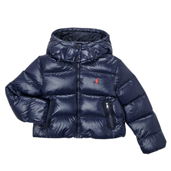 Clothing Girl Duffel coats Polo Ralph Lauren TREFINA Marine