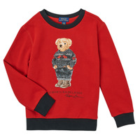 Clothing Girl Sweaters Polo Ralph Lauren AMIRA Red