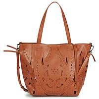 Bags Women Small shoulder bags Desigual ELEONORA NORWICH Brown