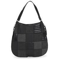 Bags Women Small shoulder bags Desigual FIRE SAGA RUANDA Black