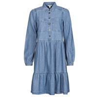 Clothing Women Short Dresses Esprit COO DRESS Blue