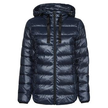 Clothing Women Duffel coats Esprit PER LL F TAP JT Blue