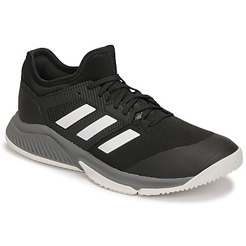 Shoes Men Indoor sports trainers adidas Performance Court Team Bounce M Black