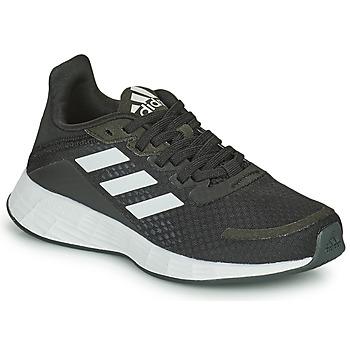 Shoes Children Running shoes adidas Performance DURAMO SL K Black / White