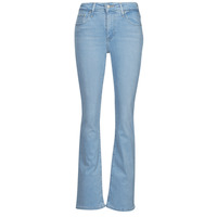 Clothing Women Bootcut jeans Levi's 726 HIGH RISE BOOTCUT Blue