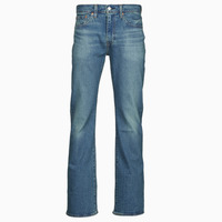 Clothing Men Bootcut jeans Levi's 527 SLIM BOOT CUT Blue