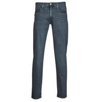 Clothing Men Slim jeans Levi's 512 SLIM Blue