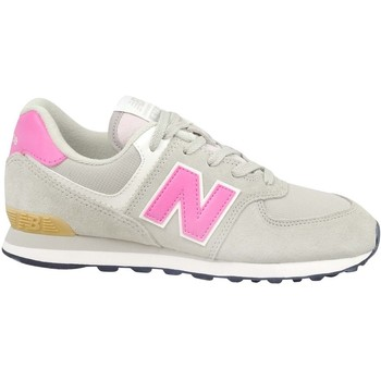 Shoes Children Low top trainers New Balance 574 Beige