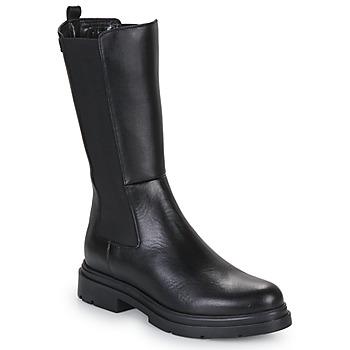 Shoes Women Mid boots Les Tropéziennes par M Belarbi SADDIE Black