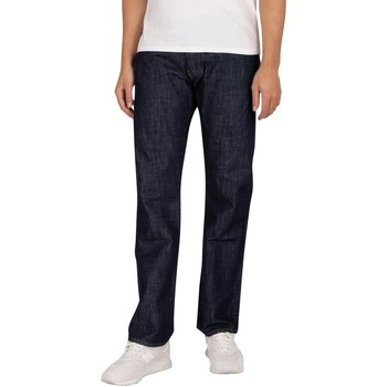 Clothing Men Straight jeans Lois Marvin Jeans blue