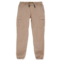 Clothing Boy Cargo trousers Teddy Smith PIKERS CARGO Beige