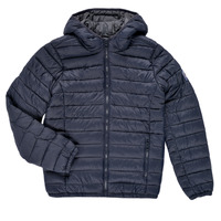 Clothing Boy Duffel coats Teddy Smith BLIGHTER Marine