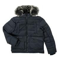 Clothing Boy Jackets Teddy Smith B-ALBAN Marine