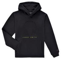 Clothing Boy Sweaters Teddy Smith S-RUDY HOODY Noit