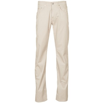 Clothing Men chinos Serge Blanco 15184 BEIGE