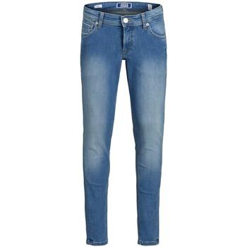 Clothing Boy Slim jeans Jack & Jones Jeans enfant  Liam Original blue denim