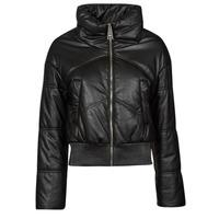 Clothing Women Duffel coats Liu Jo WF1270 Black
