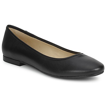 Shoes Women Flat shoes So Size ACTUME Black