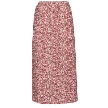 Clothing Women Skirts Betty London OSWANI Rust / White