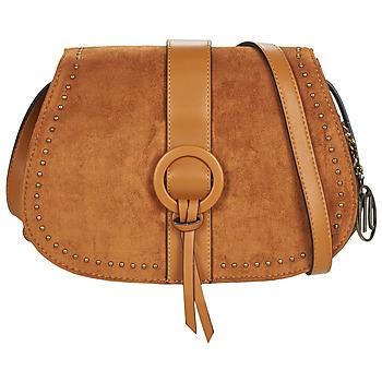 Bags Women Shoulder bags Moony Mood PETRONIA Camel