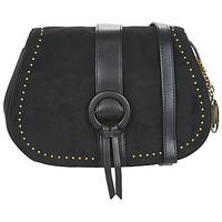 Bags Women Shoulder bags Moony Mood PETRONIA Black