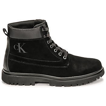 Calvin Klein Jeans LUG MID LACEUP BOOT HIKE