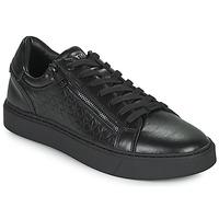 Shoes Men Low top trainers Calvin Klein Jeans LOW TOP LACE UP Black