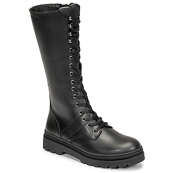 Shoes Women High boots Pataugas MARY Black