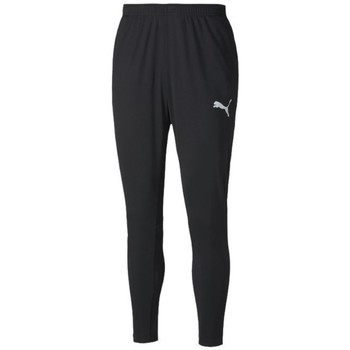 Clothing Men Tracksuit bottoms Puma Ftblplay Training Black