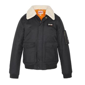 Clothing Boy Jackets Schott AIRWAY Black
