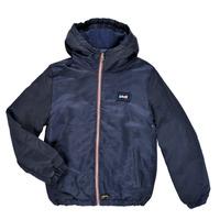 Clothing Boy Jackets Schott WALTMAN Marine