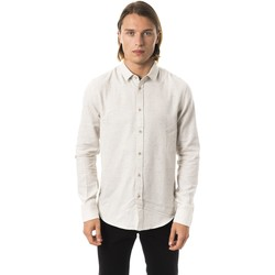 Clothing Men Long-sleeved shirts Byblos Blu