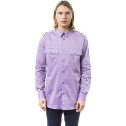 Clothing Men Long-sleeved shirts Versace