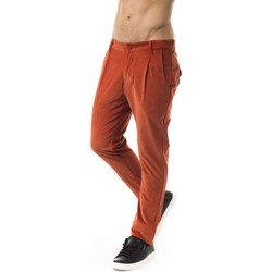 Clothing Men Chinos Byblos Blu