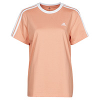 Clothing Women Short-sleeved t-shirts adidas Performance WESBEF Blush / Ambient