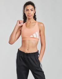 Clothing Women Sport bras adidas Performance BETEBAR Blush / Ambient
