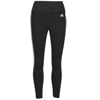 Clothing Women Leggings adidas Performance WES78 Black