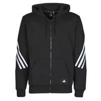 Clothing Men Track tops adidas Performance M FI 3S FZ Black