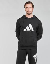 Clothing Men Sweaters adidas Performance M FI 3B HOODIE Black