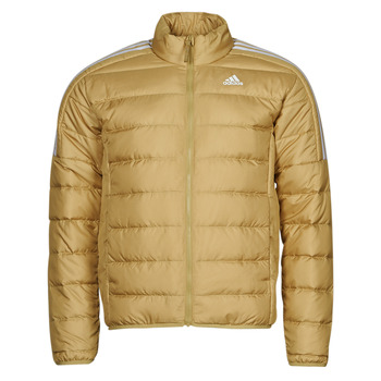 Clothing Men Duffel coats adidas Performance ESS DOWN JACKET Tone / Beige