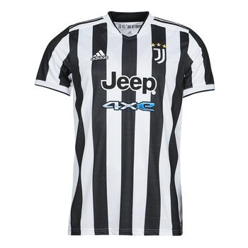 Clothing Short-sleeved t-shirts adidas Performance JUVE H JSY White