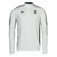 Clothing Track tops adidas Performance JUVE TR TOP White / Essential